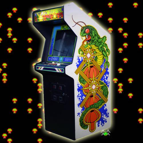 Centipede Arcade Rental