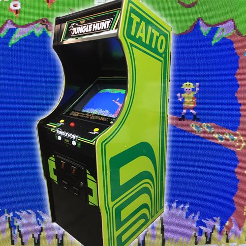 Classic Arcade Rentals