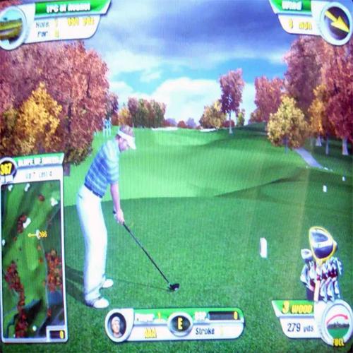 Golf Arcade Rentals