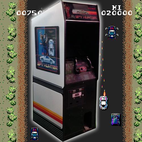 Classic Arcade Games Rentals