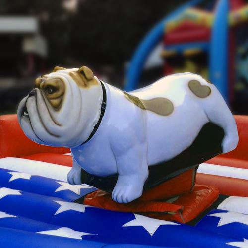 Mechanical Bulldog Rental